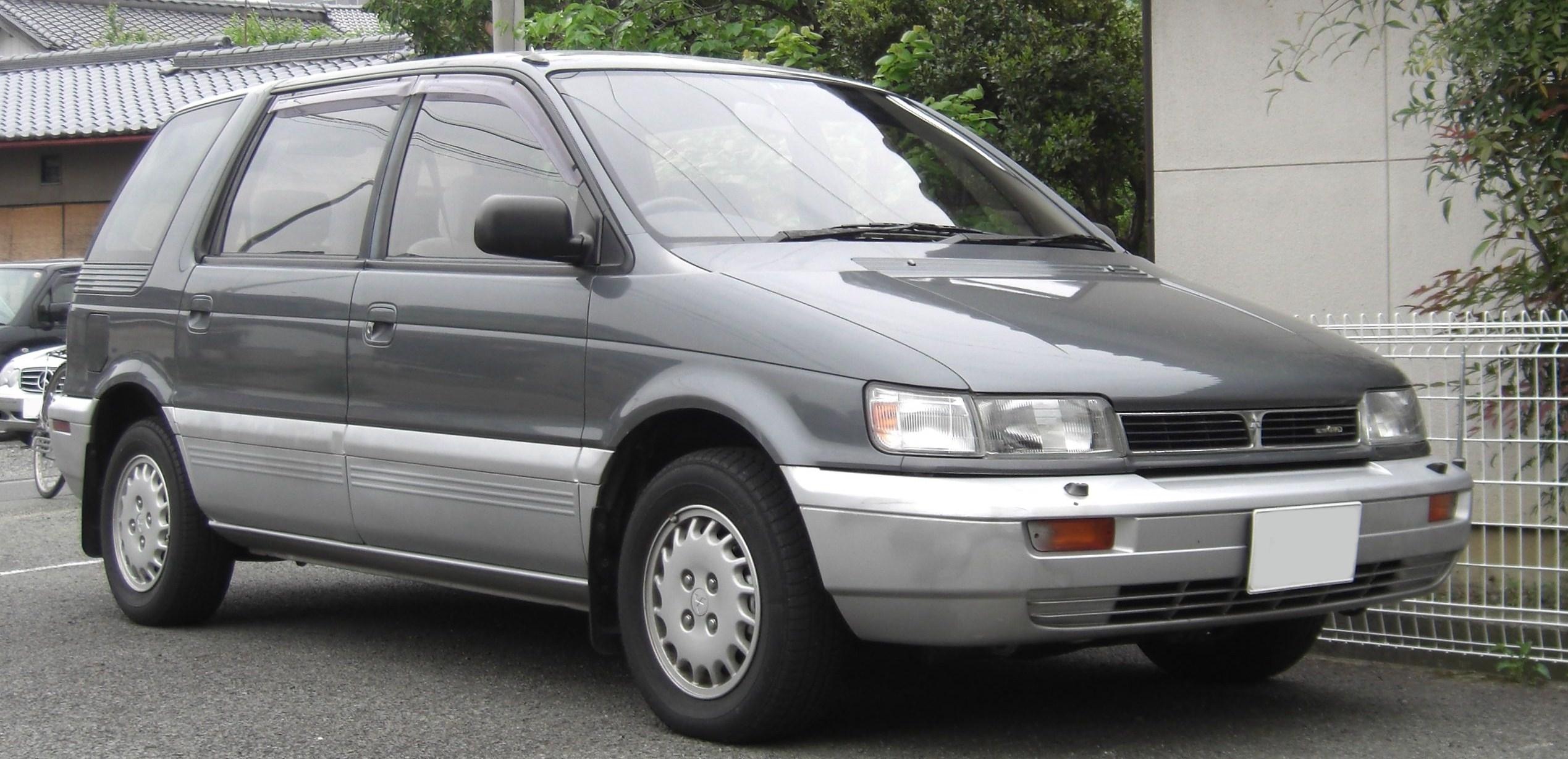 Mitsubishi Chariot - Wikipedia