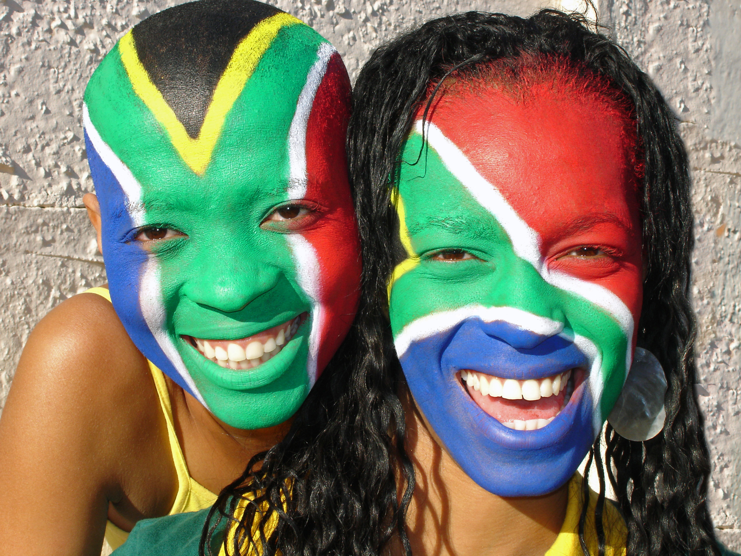 Audience engagement by individual South African fans at the 2010 FIFA World Cup