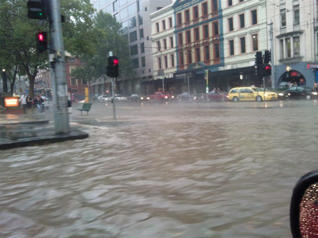 melbourne flooding - photo #12