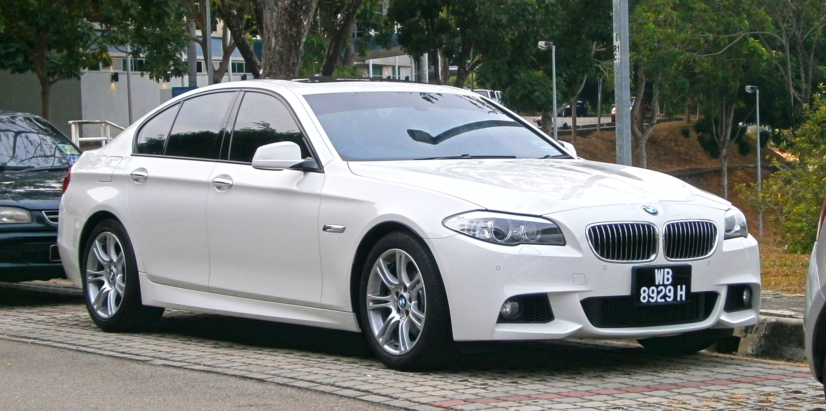 Inokom has assembled BMW models since 2008.