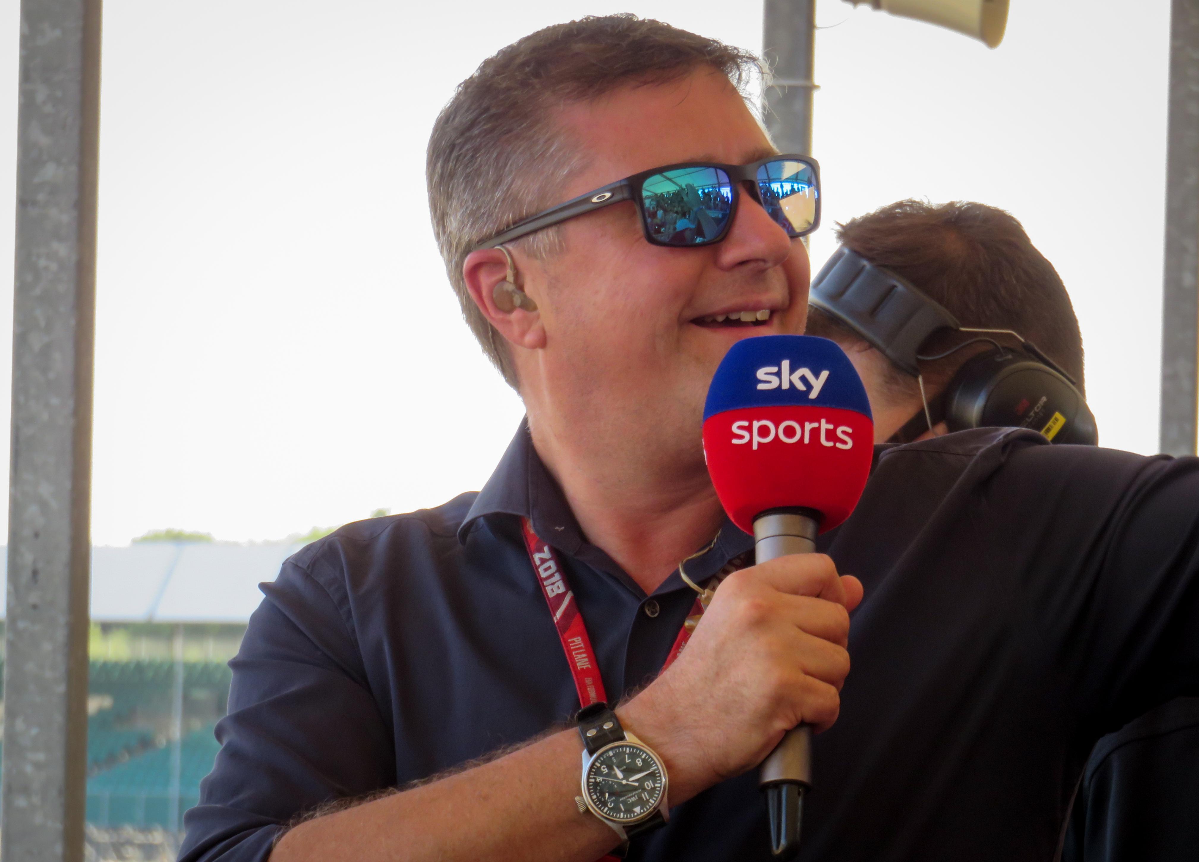 David Croft Broadcaster