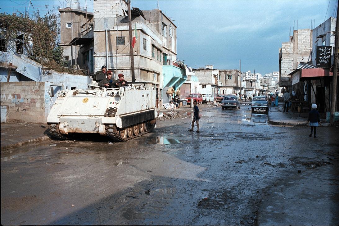 Missione Italcon Libano - Wikipedia
