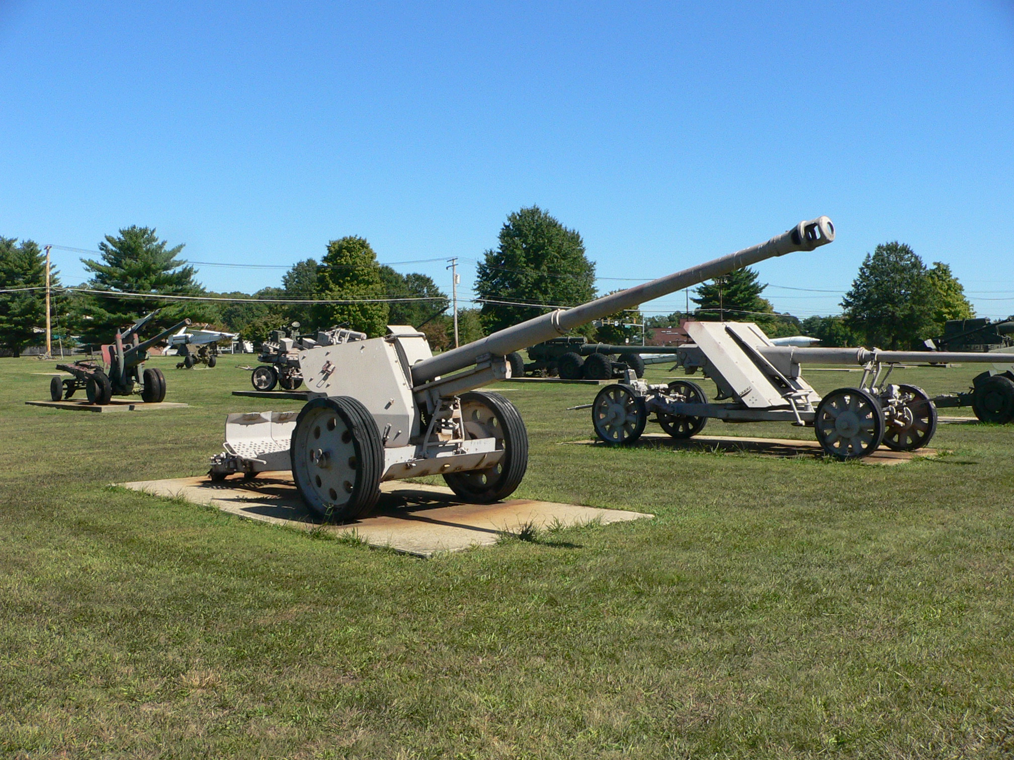 photo of 8.8cm Pak 43/41 L/71 from Wikipedia