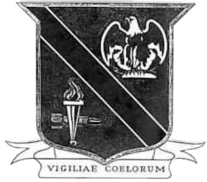 Emblem of the 906th Aircraft Control and Warning Squadron