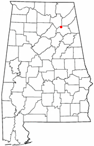 Loko di Sardis City, Alabama