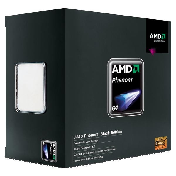 Phenom  Amd Nvidia Build