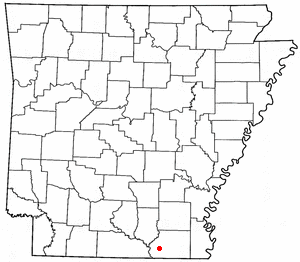 Loko di Crossett, Arkansas