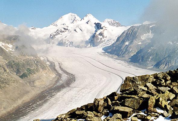 Большой Алечский ледник