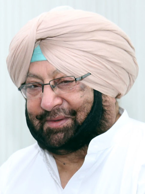 Second Amarinder Singh ministry - Wikipedia