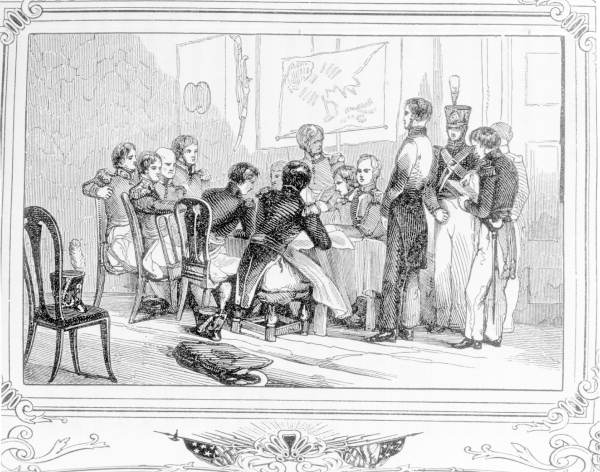 The trial of Robert Ambrister and Alexander Arbuthnot during the First Seminole War Ambristertrial.jpg