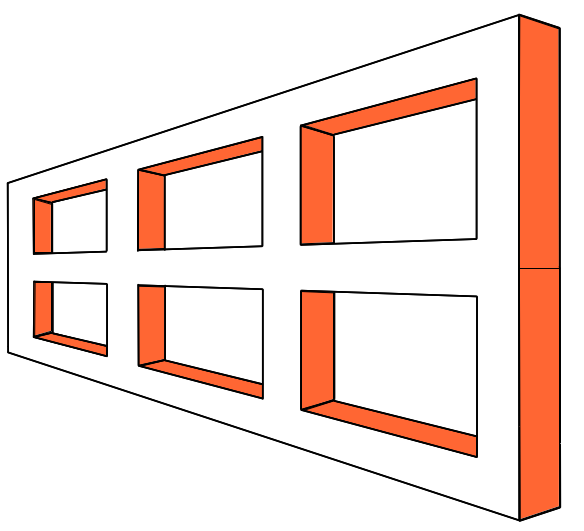 Ames trapezoid wikipedia for Window 5 nmat