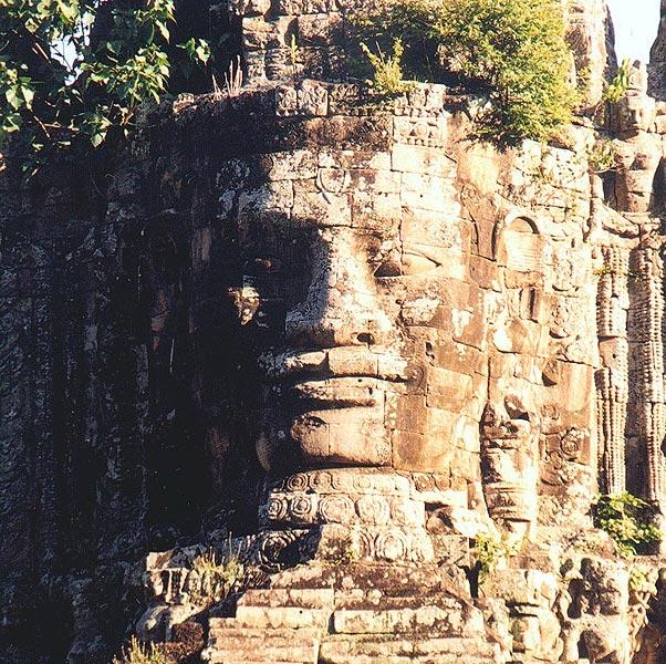 Bayon Boddhissatva