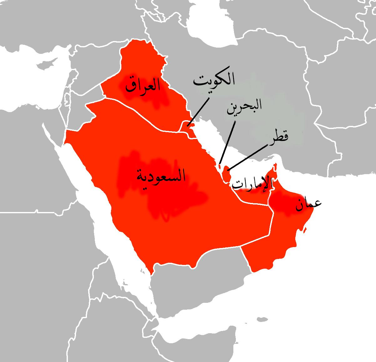 شرح قصيدة نحن في الخليج - كلام نيوز