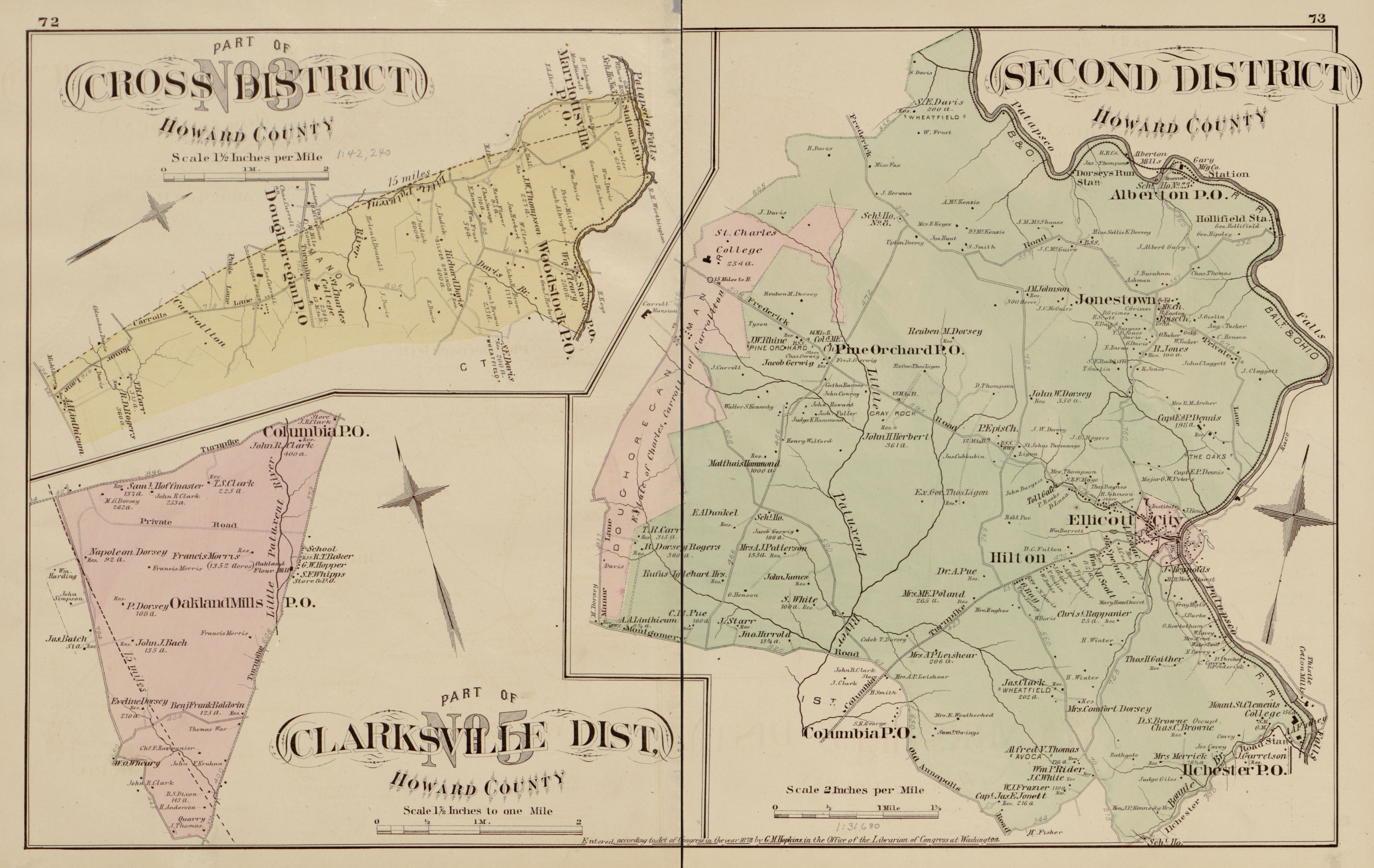 File:Atlas of fifteen miles around Baltimore, including Anne ... on map of marion county, map of clarke county, map of st mary's county, map of rappahannock county, map of aa county, map of harford county, map of jackson county, map of kings county, map of calvert county, map of clark county, map of duval county, map of laurel county, map of baltimore county public schools, map of baltimore county md, map of garrett county, map of talbot county, map of preston county, map of caroline county, map of prince george's county, map of howard county md,