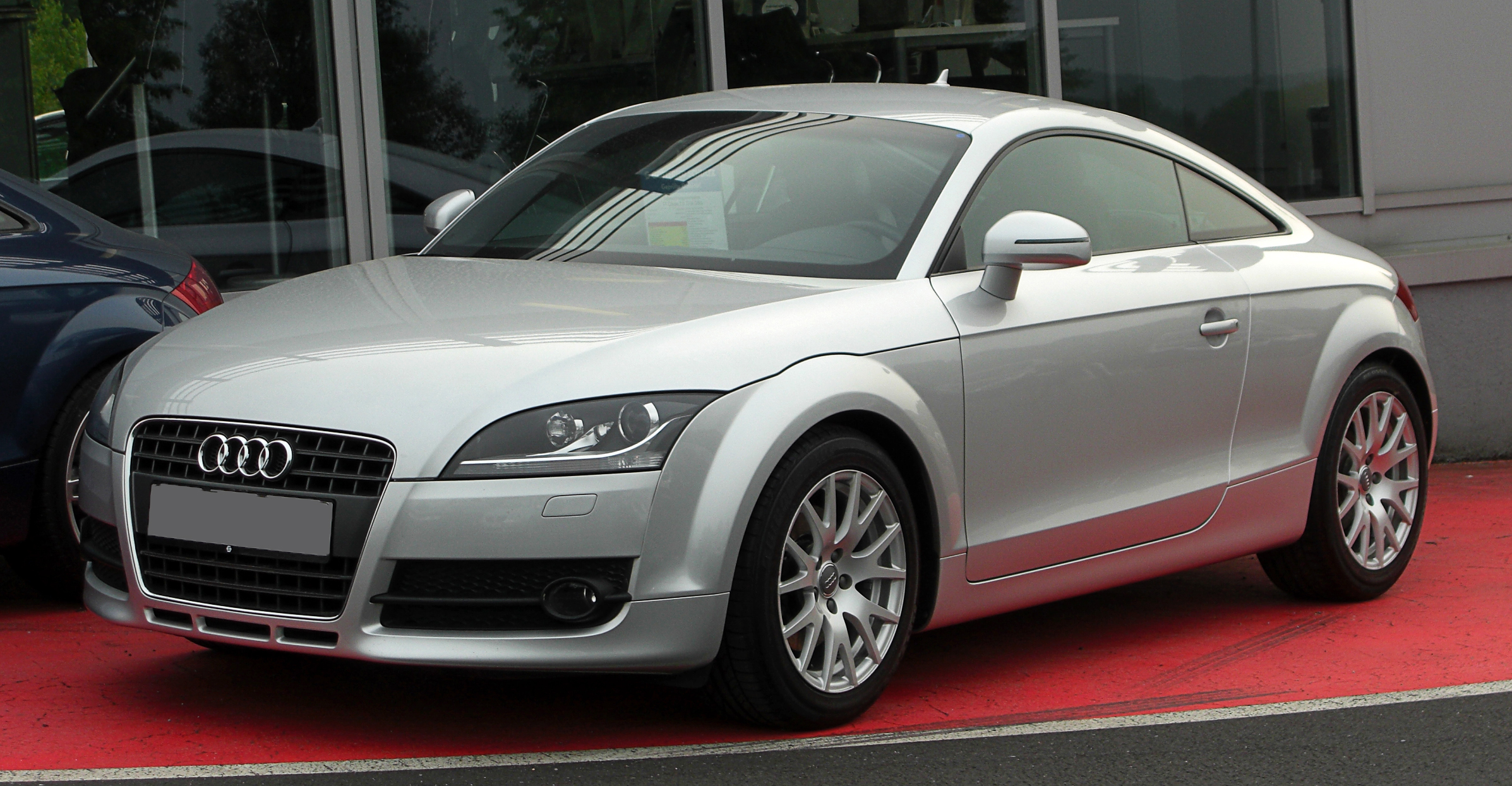 file audi tt coup 2 0 tfsi 8j frontansicht 19 mai 2011 wikipedia. Black Bedroom Furniture Sets. Home Design Ideas