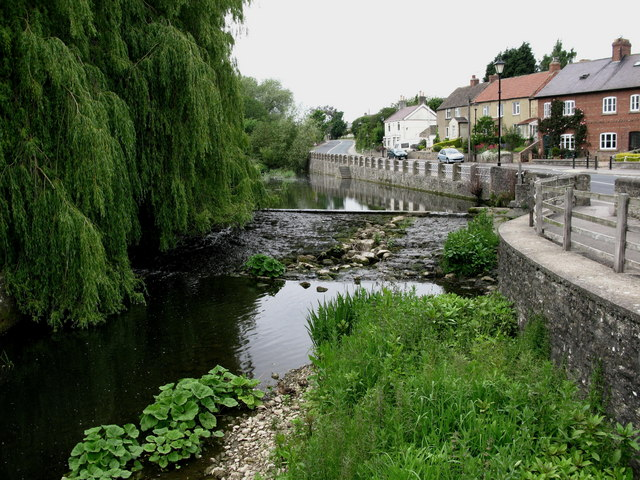 Bedale Beck - geograph.org.uk - 1341518