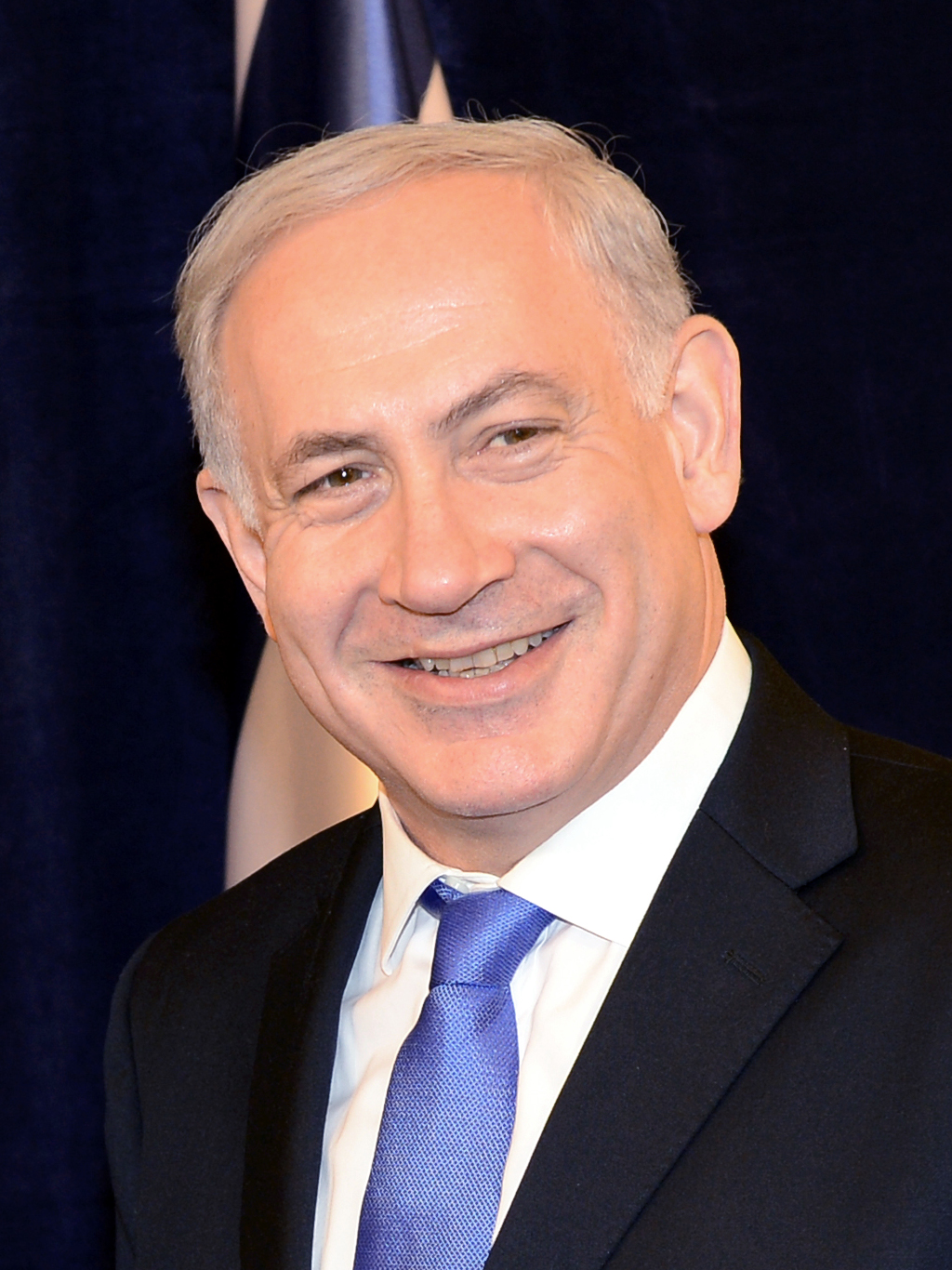 Photo of Benjamin Netanyahu