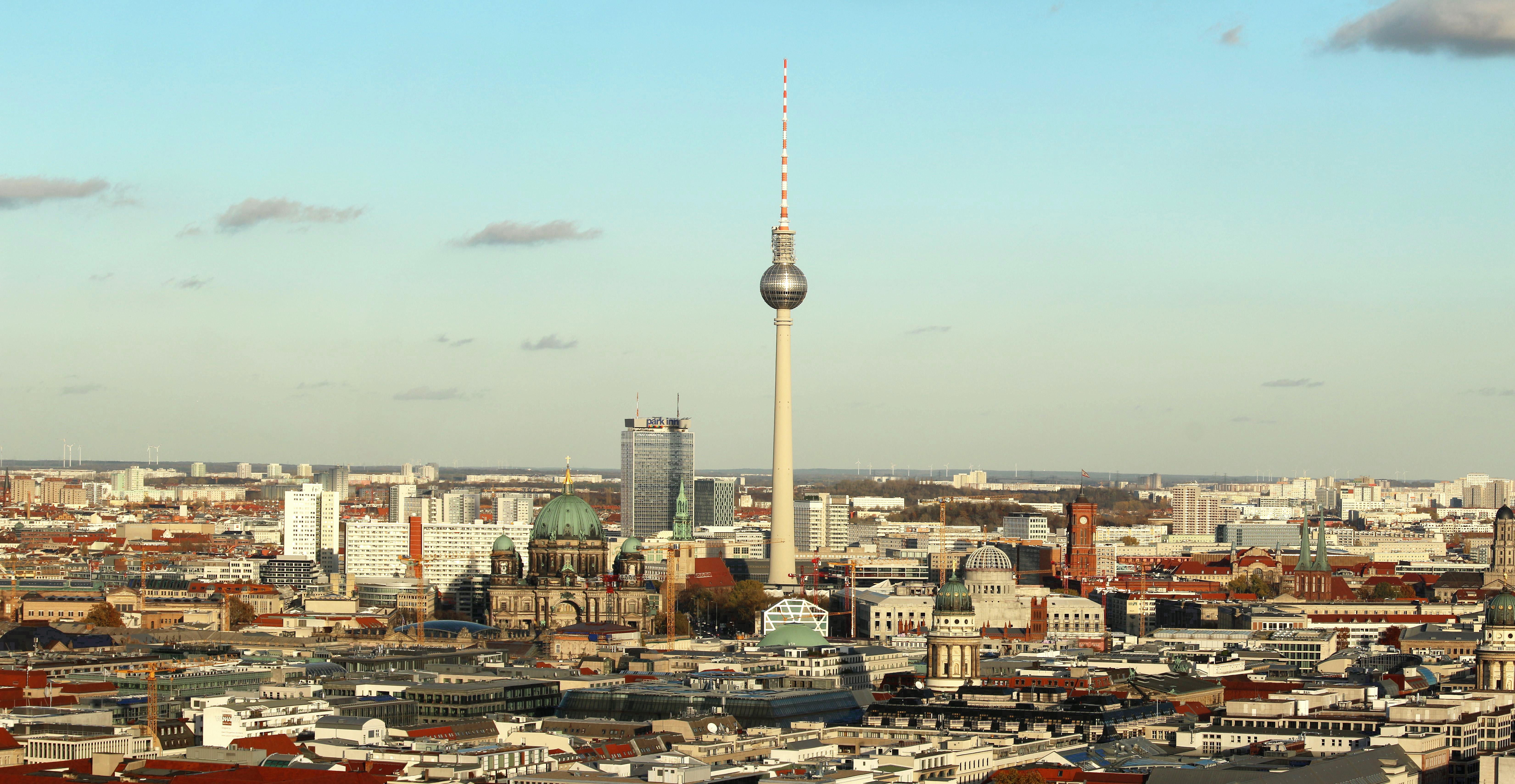 indbyggertal berlin