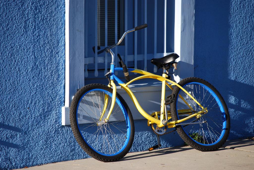 Bicicleta playera - Wikipedia, la enciclopedia libre