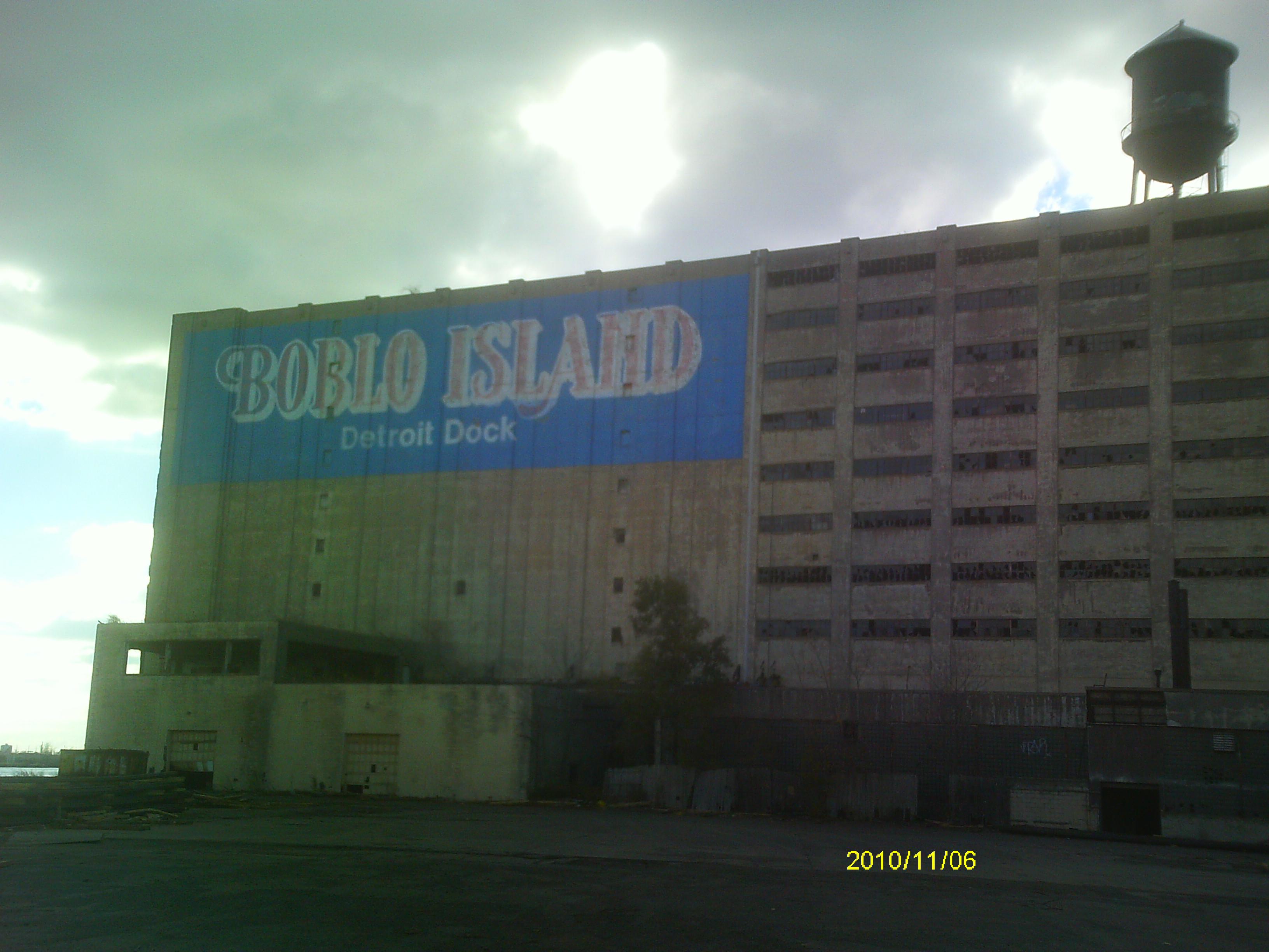 Boblo Island Amusement Park Michigan