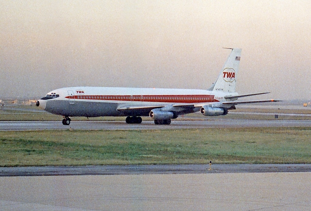 Transworld Airlines Boeing 707