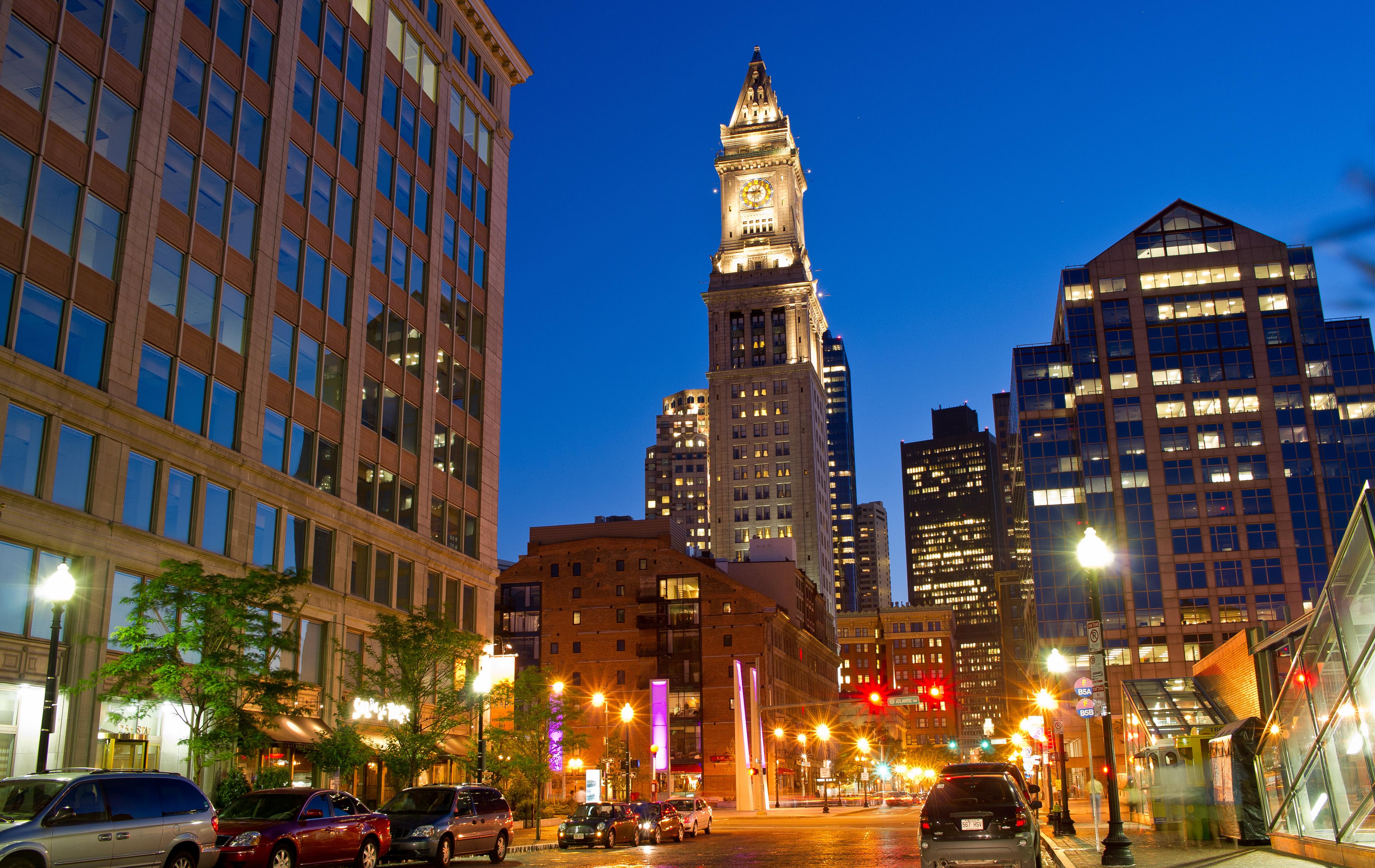 File Boston Custom House Tower At Night 4747644118 Jpg