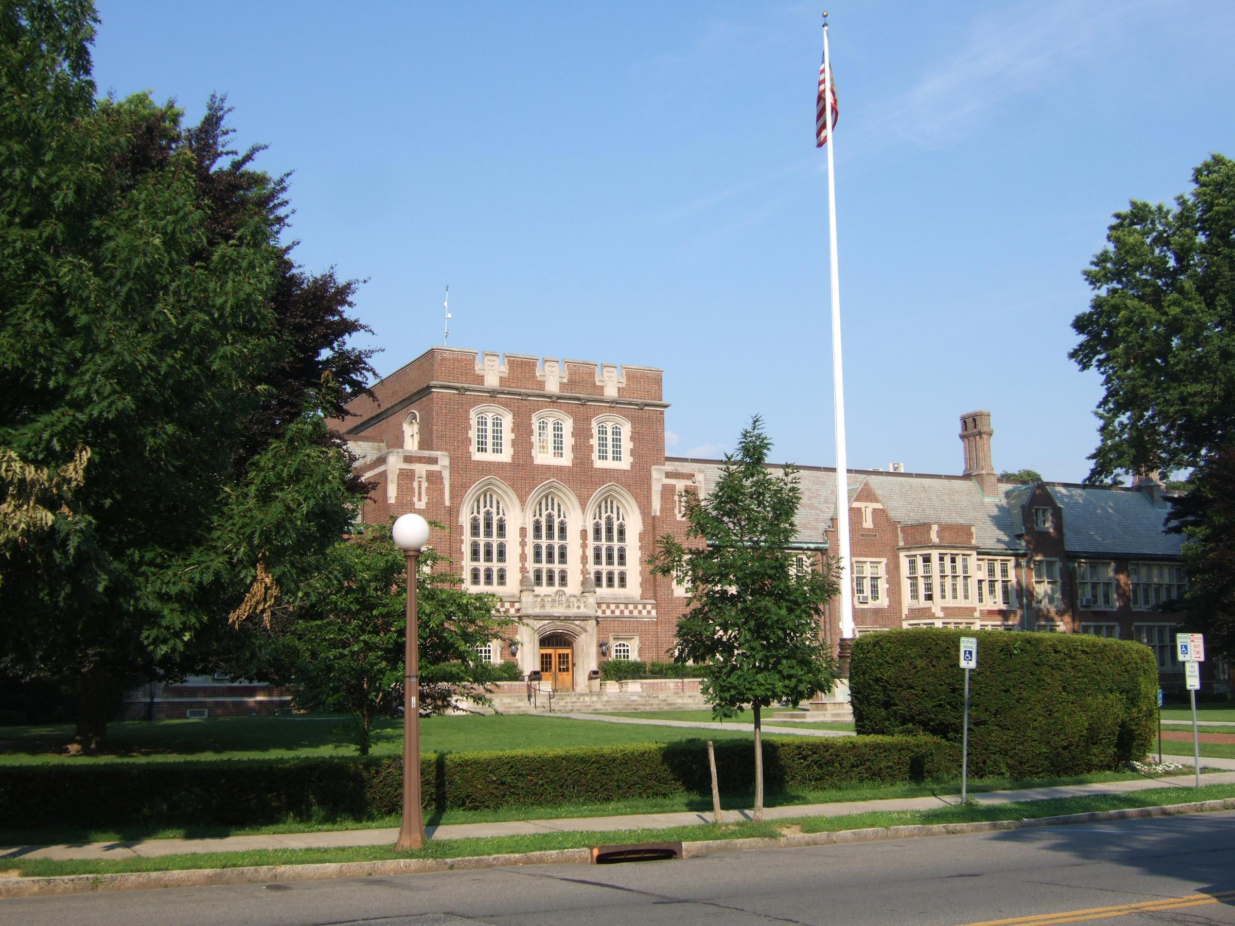 Bronxville High School
