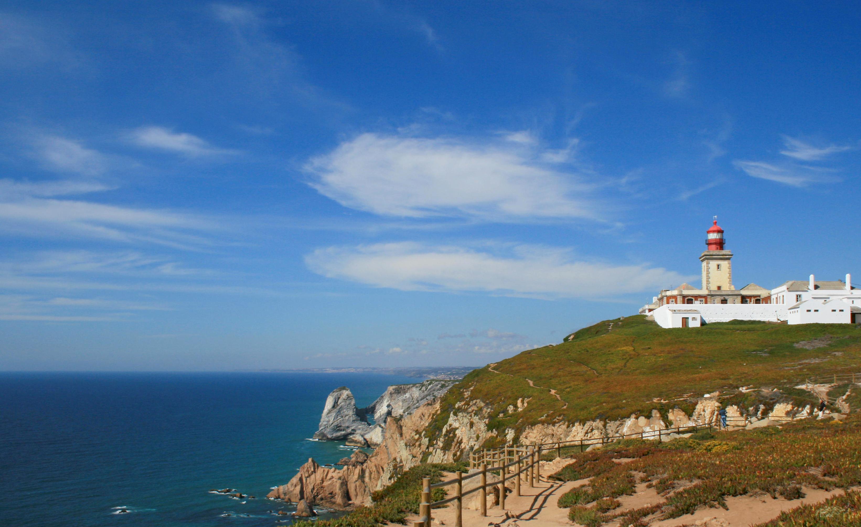 Cabo da roca turismo en portugal - Banarse con delfines portugal ...