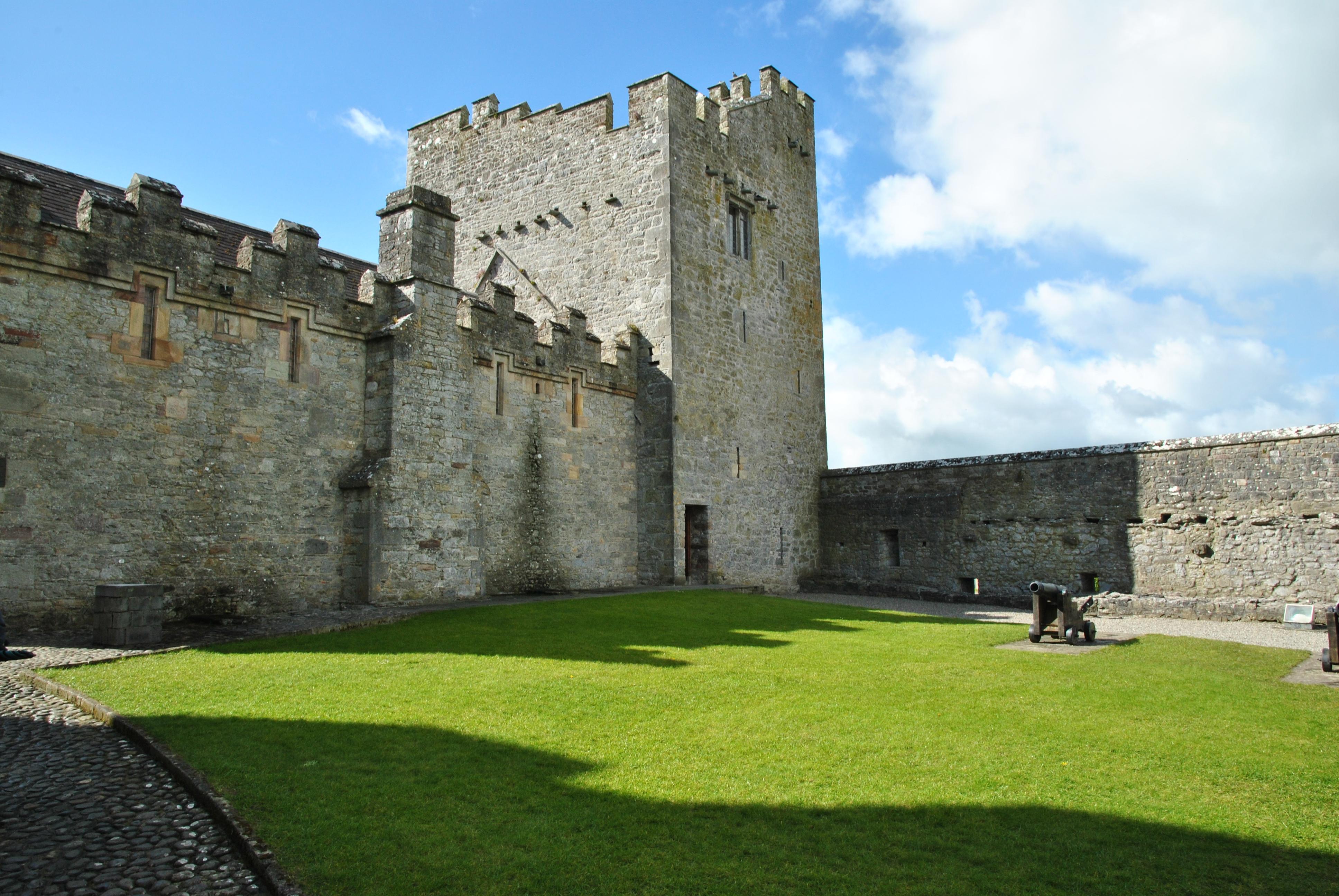 History Of Ireland Ring Fields