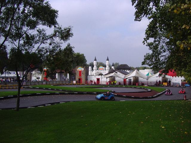 Camelot Theme Park Visit Uk Attractions