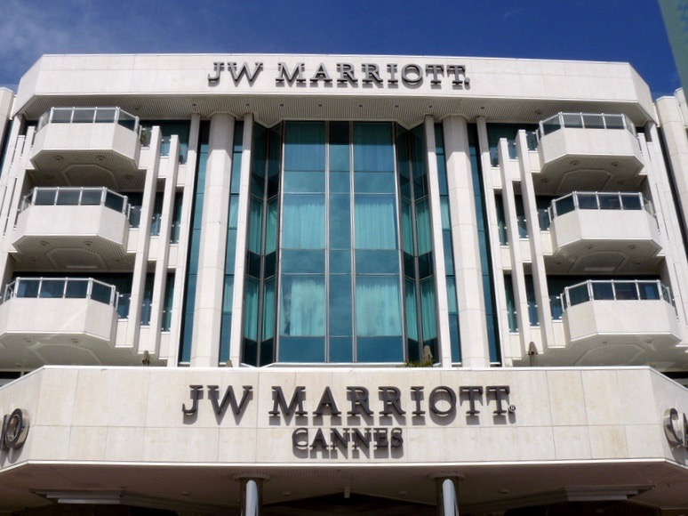 Jw marriott cannes wikip dia for Design hotels wiki