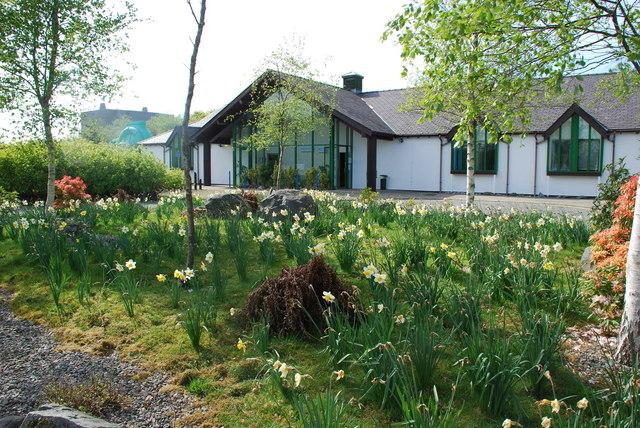 Canolfan Ymwelwyr Trawsfynydd Visitor Centre - geograph.org.uk - 414876