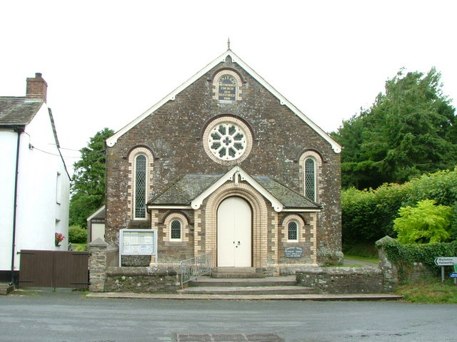 Canworthy Water Methodist Church