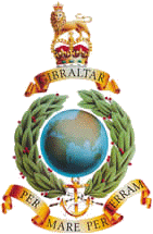 Cap badge of the Royal Marines