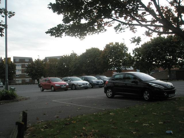 Eyre Street Car Park