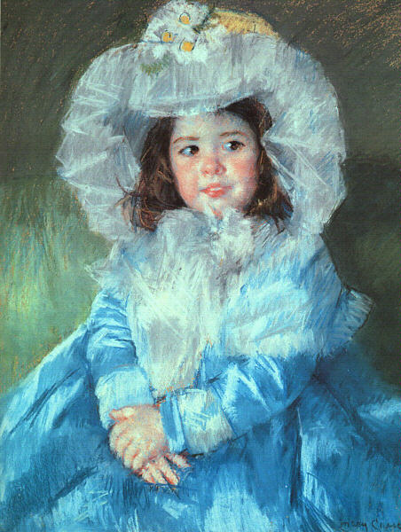 Mary Cassatt Margot in Blue File:cassatt Mary Margot in