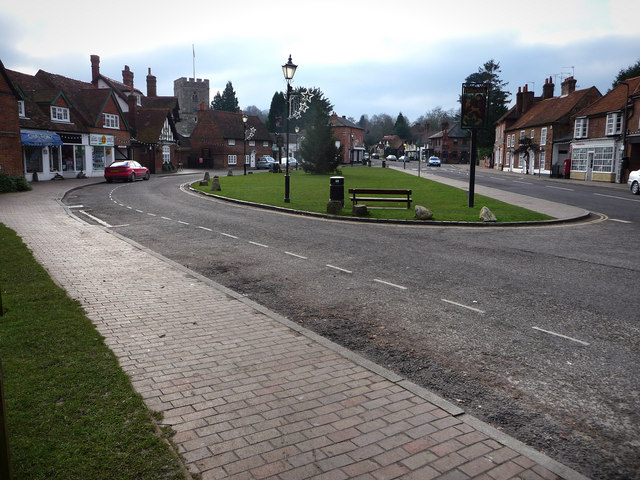 Chalfont St Giles - geograph.org.uk - 1100991