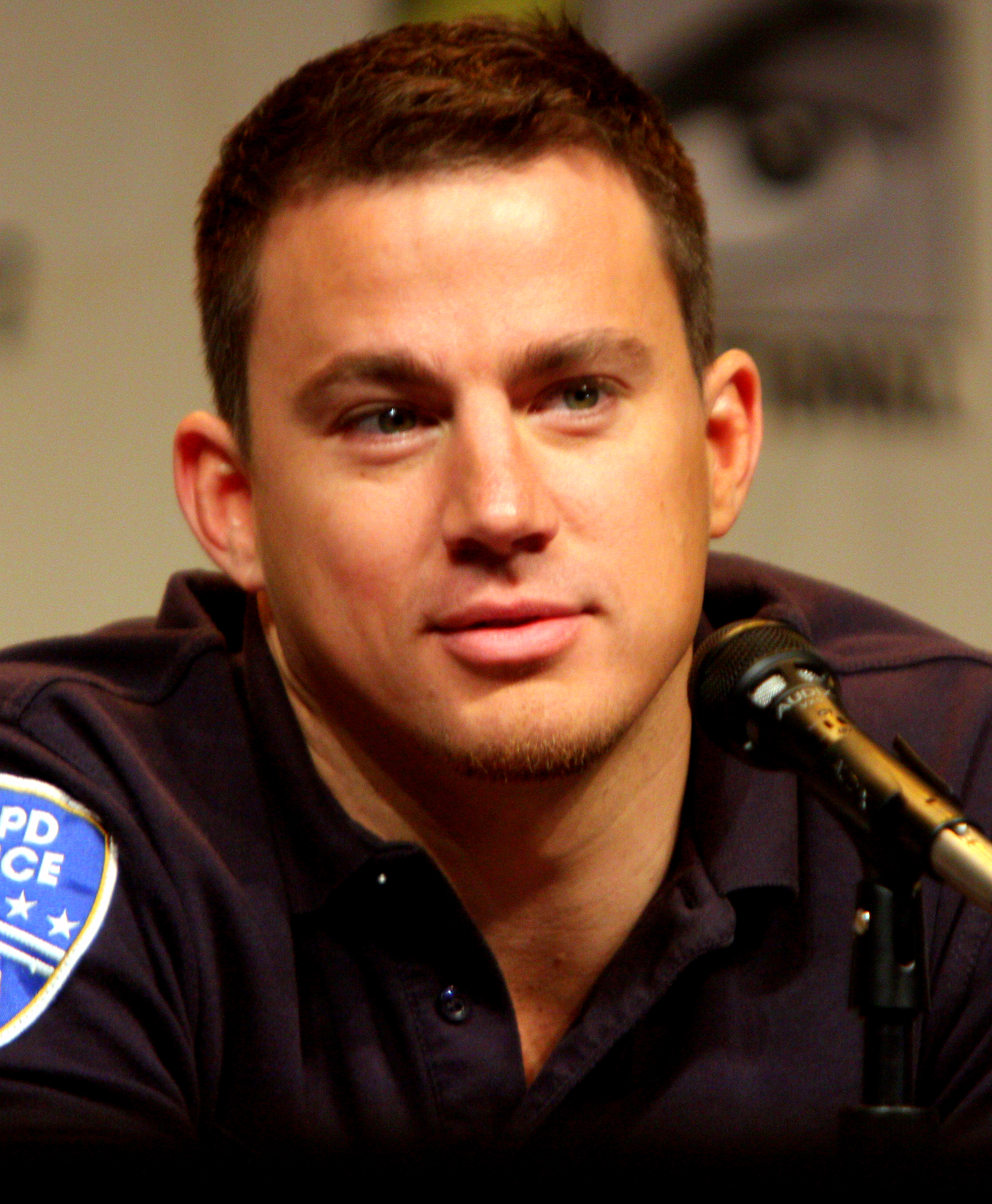 File:Channing Tatum WonderCon 2012.jpg - Wikimedia Commons Channing Tatum