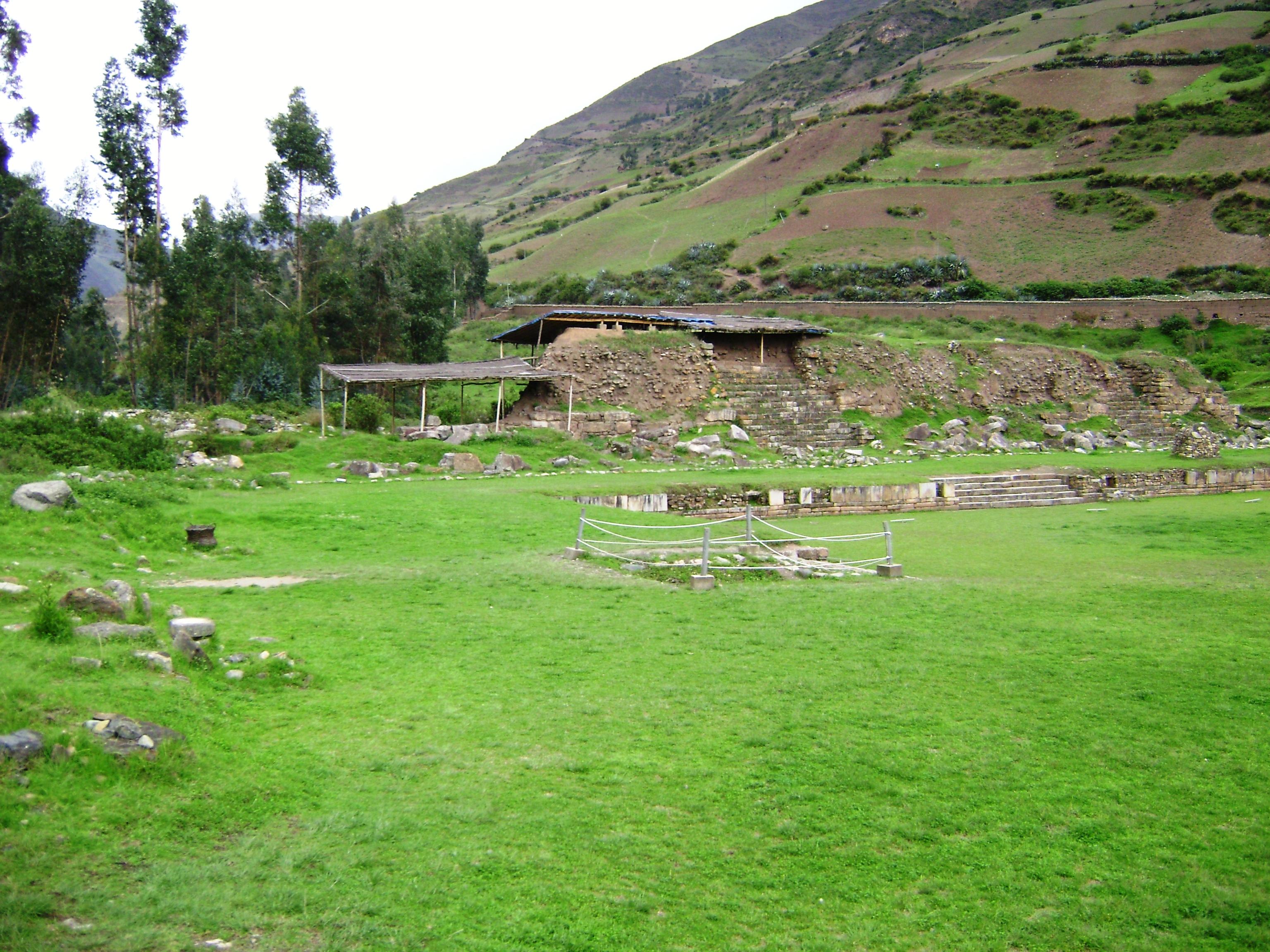 Archaeological Site of Chavin, Chavin de Huantar