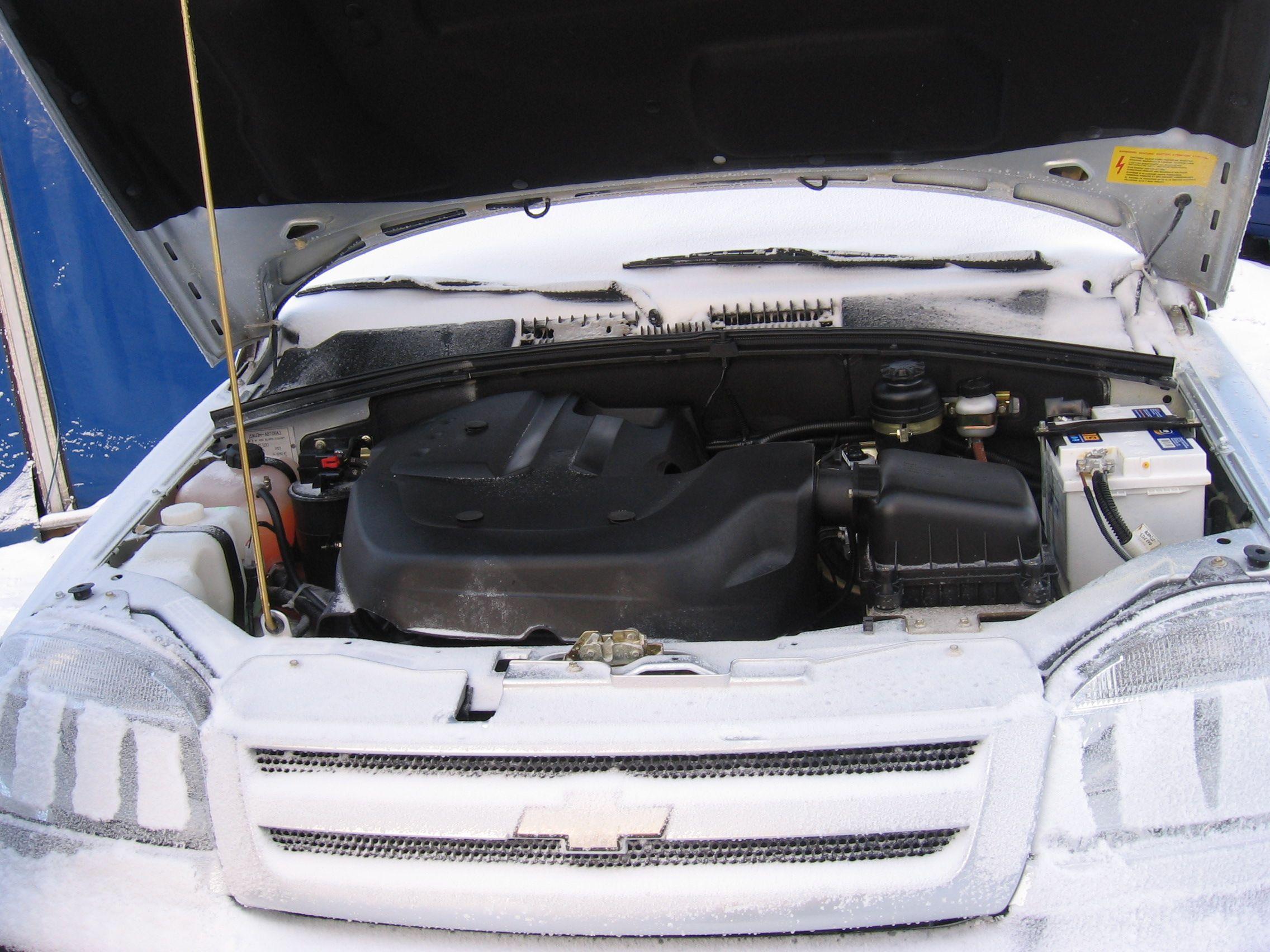 Chevrolet Niva 2.
