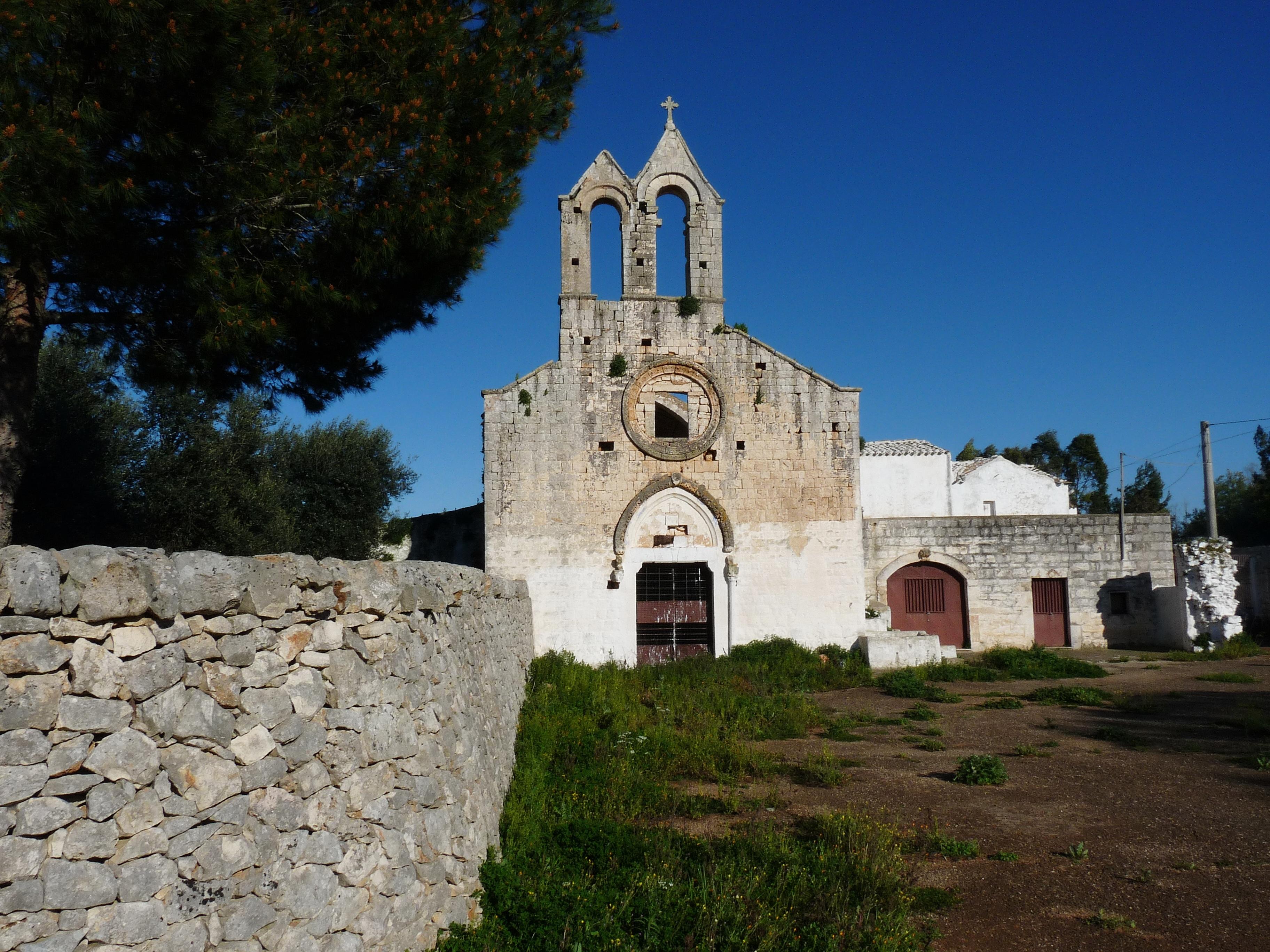 Chiesa rurale della Madonna della Grotta