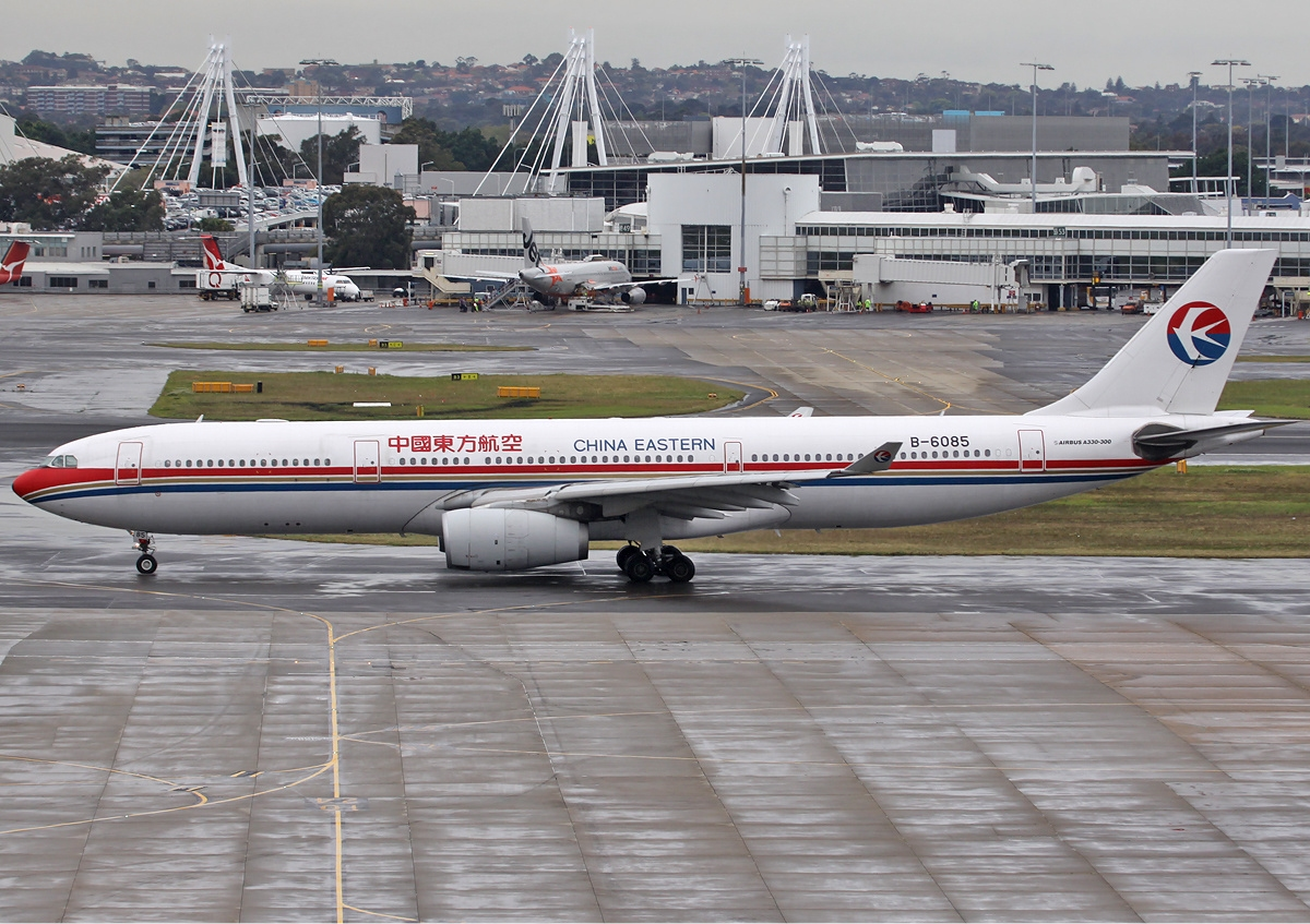 China eastern airlines airbus a330 300 syd spijkers - China eastern airlines sydney office ...