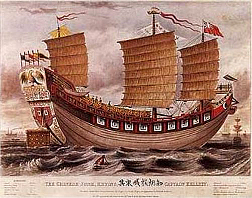 Junk rig - Wikipedia
