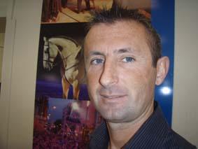 Christophe Dupouey French racing cyclist