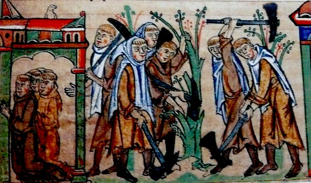 File:Cistercian monks at work - UL Cambridge Ms Mm.5.31.jpg