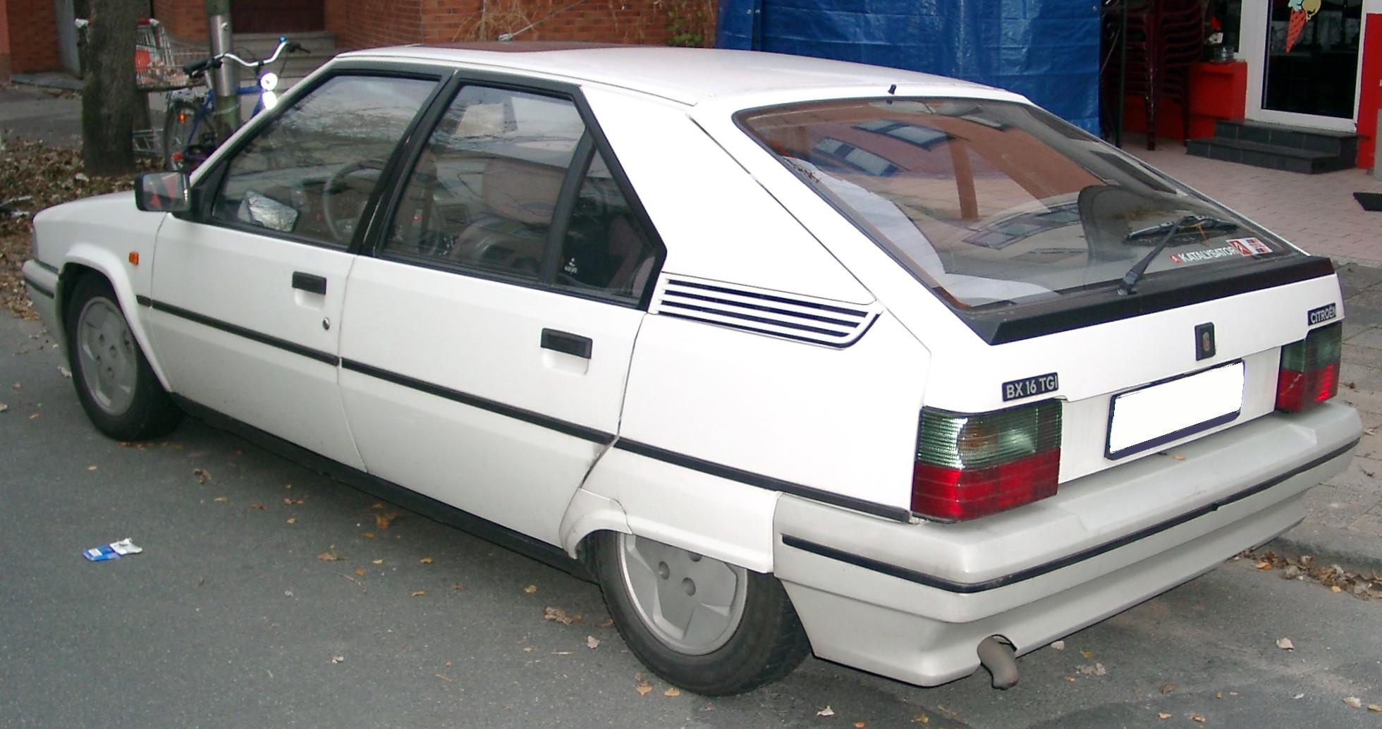 File:Citroen BX rear 20071105.jpg