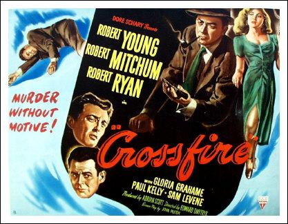 Перекрёстный огонь (фильм, 1947)