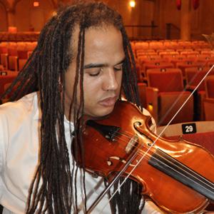 Daniel Bernard Roumain American musician