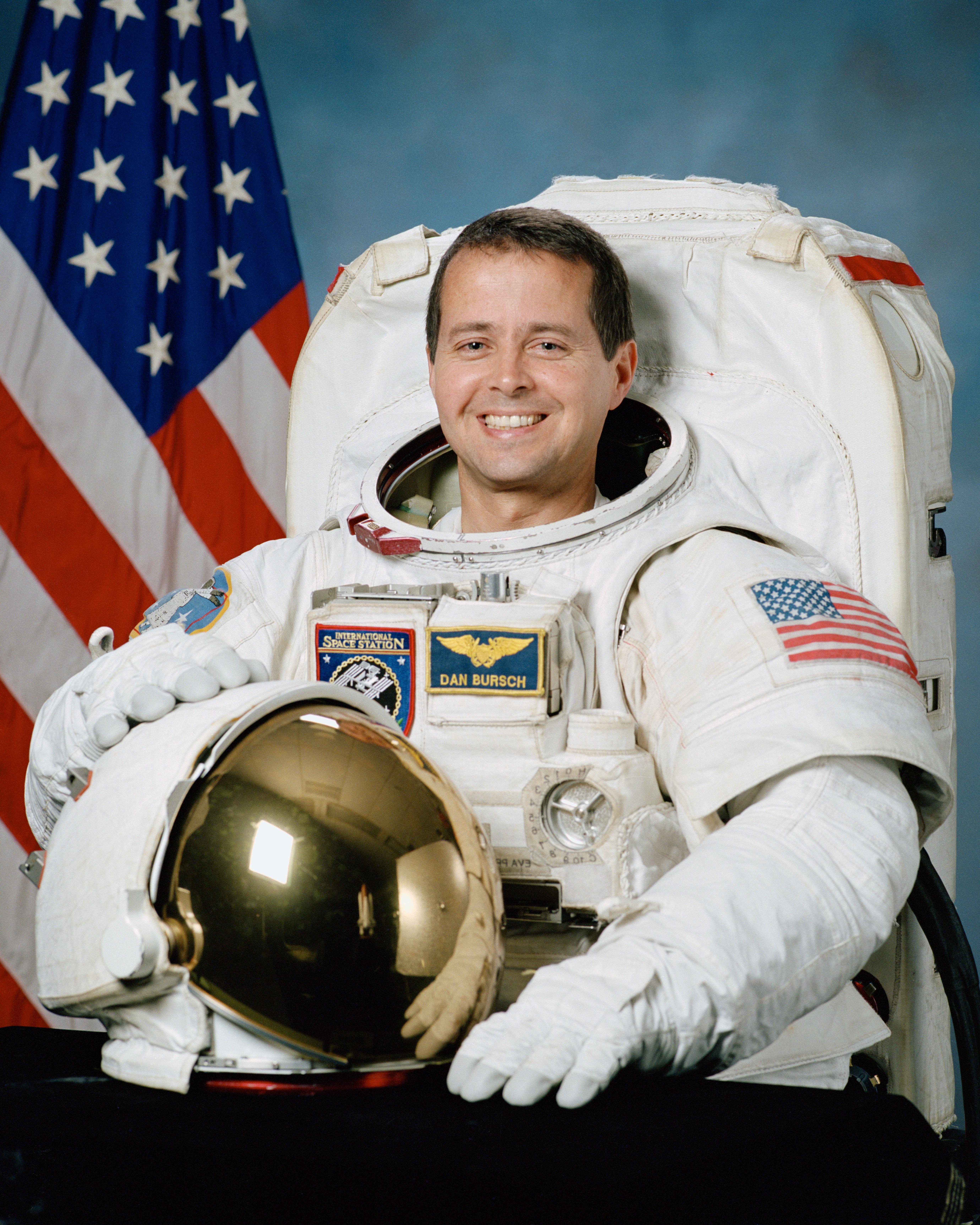 Dan Bursch Astronaut