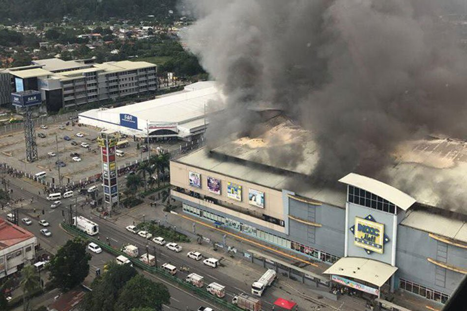 2017 Davao City mall fire - Wikipedia